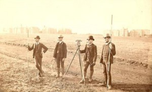 Railroad Surveyors