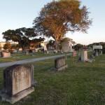 Woodlawn Cemetery at Dusk