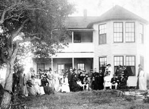 1893 Tea Party