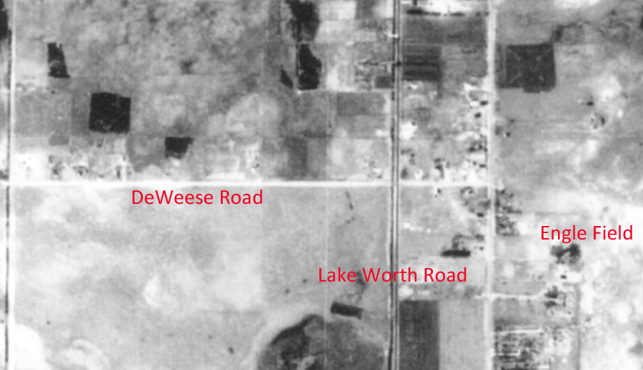 1940 Aerial Photograph